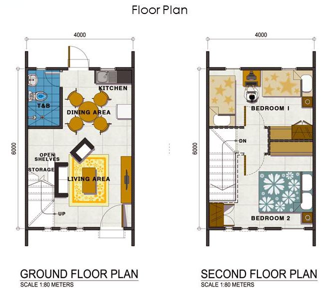 Low cost housing floor plans philippines for Floor plan cost estimator