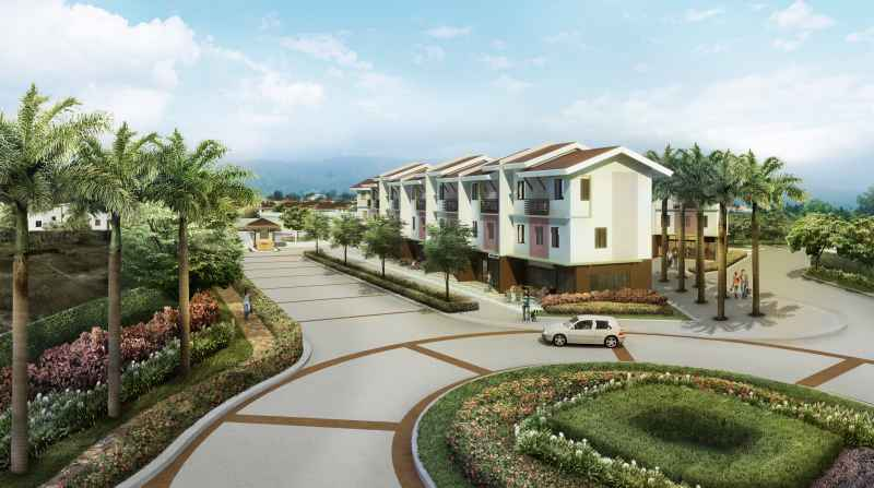 Ajoya Mactan House And Lot Subdivision Propety For Sale