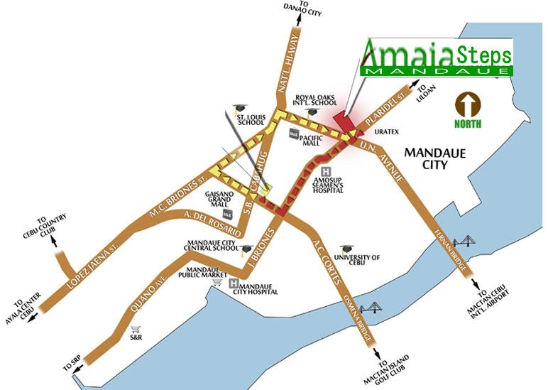 Amaia Steps Mandaue Condominium in Cebu