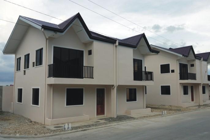 Bf City Homes Gon Ob Mactan Cebu House And Lot Subdivision