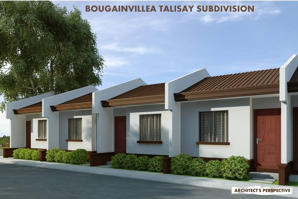 Bougainvillea Talisay City Cebu Cheaper Housing