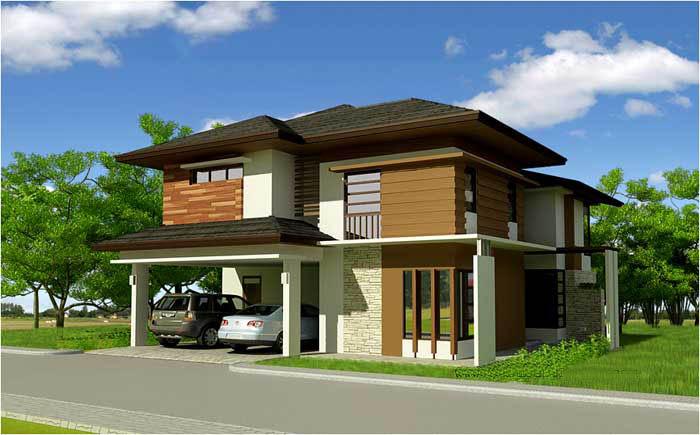 Casa rosita villas cebu house and lot subdivision property for Cebu home designs
