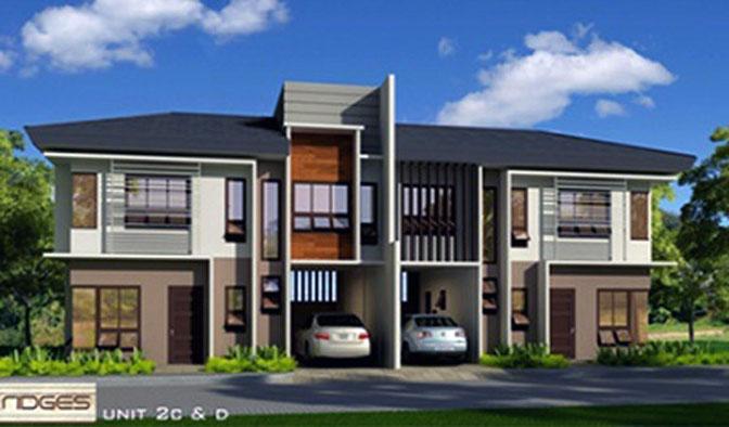 The ridges at casa rosita cebu city house and lot subdivision for Cebu home designs