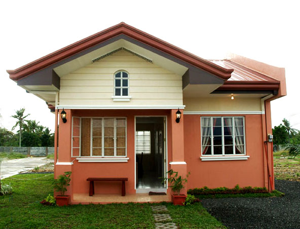 Cordova bay mactan house and lot subdivison for sale for Up and down house design in the philippines