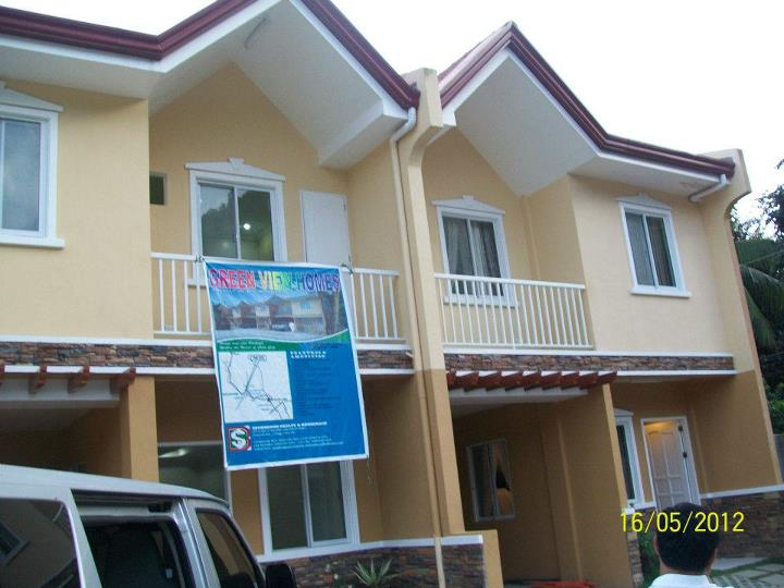 Guadalupe Cebu City Real Estate For Green View Homes Subdivision