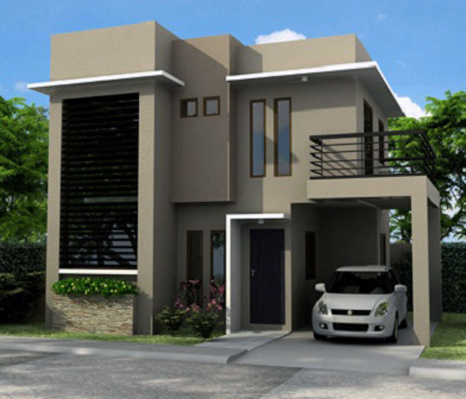 Catarman villas as house and lot for sale in liloan north for 80 square meter house design