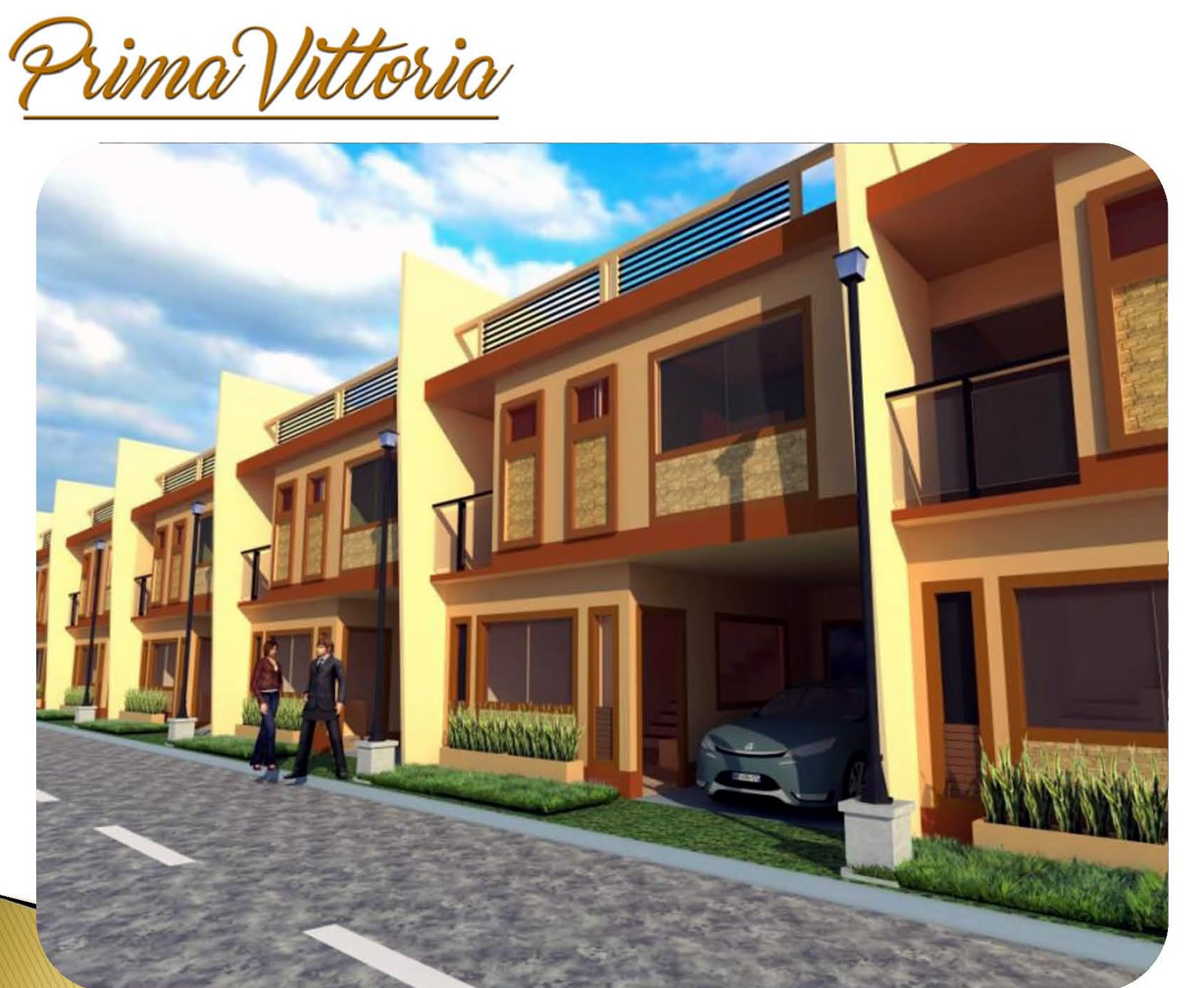 PRIMA VITTORIA House and lot in Mactan, Cebu