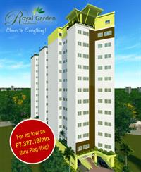 ROYAL GARDEN Cebu City Condominium