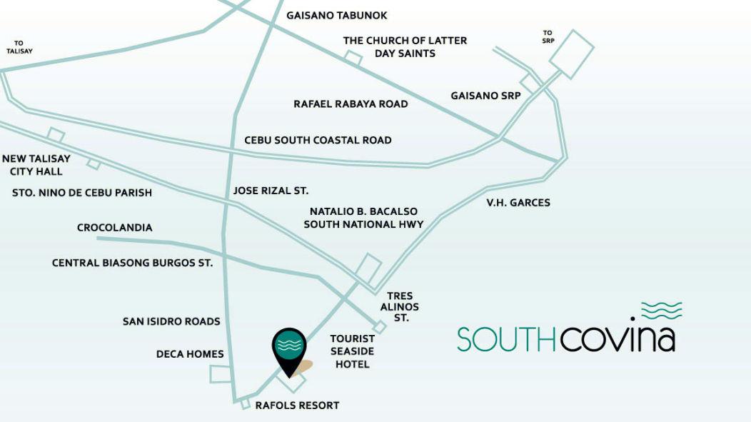 South Covina Talisay Subdivision Cebu