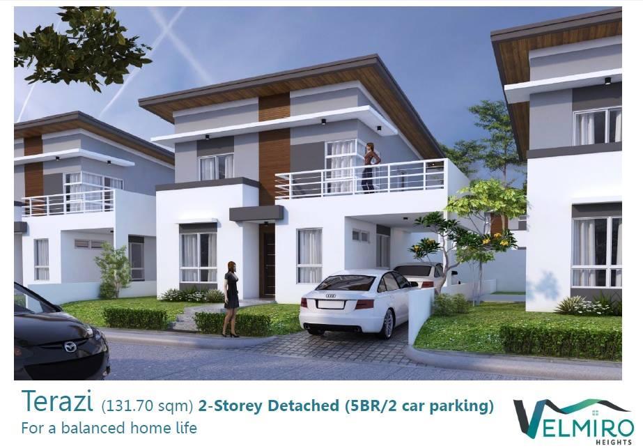 Velmiro Heights Minglanilla, Cebu House and Lot Subdivision