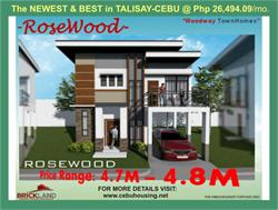 Woodway Subdivision Cebu City house and lot